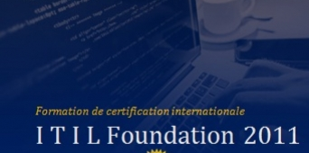 ITIL Foundation 2011 - Certification Internationale
